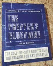 The Prepper's Blueprint by Tess Pennington (2014, Trade Paperback)