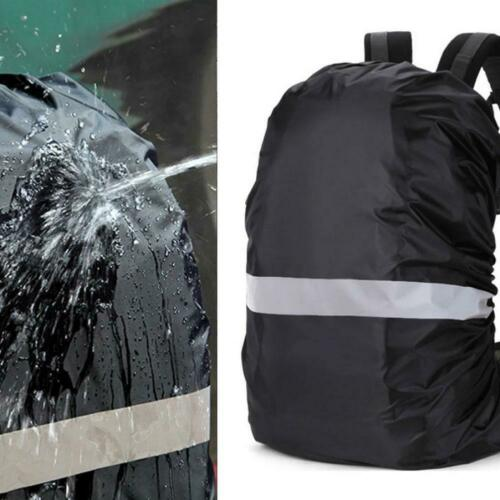 80L Backpack Rain Cover Reflective and Waterproof for Cycling Hiking Bag 20L