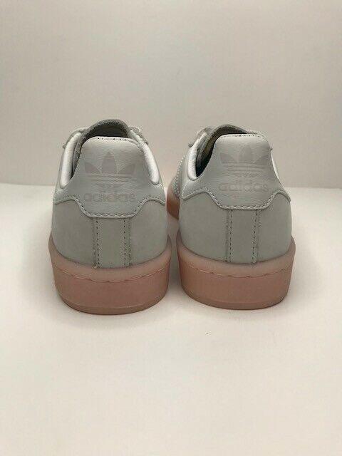 2c07b6c123f9e ... Adidas Originals Campus Women Running Running Running shoes Sneakers  White Pink Size 6 e53c7d ...