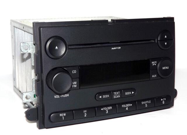 2008 ford f150 factory radio