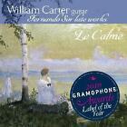 Le Calme-Late Works von William Carter (1970)
