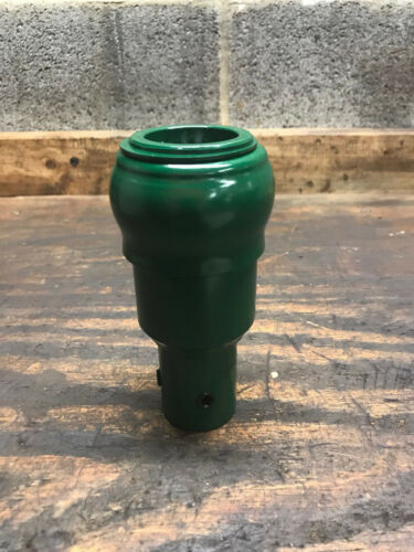 """PTO Tractor Hydraulic pump adapter 1-3//8/"""" 6 spline to 7//8/"""" 13 tooth"""