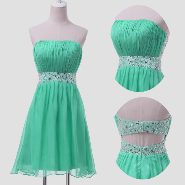Short Mini Formal Prom Dress Cocktail Ball Evening Party Dress Homecoming Dress