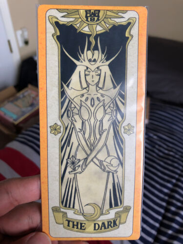 Clow Card Collection Dark Takara Tomy CARD CAPTOR SAKURA