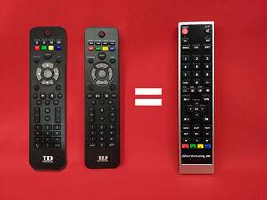 Mando-a-distancia-reemplazable-para-TV-LED-TD-SYSTEMS-K40DLM5F-NO-ORIGINAL