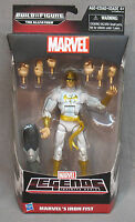 Marvel Legends Infinite Series Iron Fist With Build-a-figure Piece-the Allfather