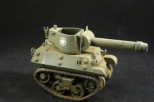 Jackson resin conversion for world war toon tank m4a1