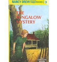1 of 1 - The Bungalow Mystery (Nancy Drew Mysteries), Keene, C., Good Book