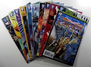 Wildstorm-THE-AUTHORITY-LOT-of-10-Issues-3-1-039-s-LOBO-Special-VF-NM-Ships-FREE