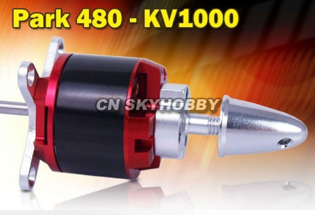 Park 480 c3536 c kv1000 450 watt brushleess motor