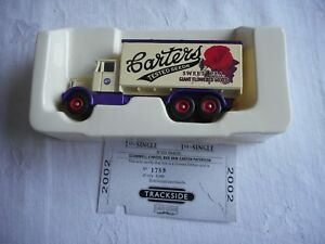 Lledo-Trackside-DG044036-Scammell-6-Wheel-Box-Van-034-Carter-Paterson-034-Ltd-Ed-Cert