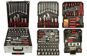 687tlg-Werkzeug-Trolley-Set-Werkzeugkasten-Werkzeugkoffer-inkl-Ratschenschluessel