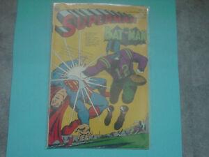 Superman Comicheft, Nr. 19, von 1973, alt, selten !