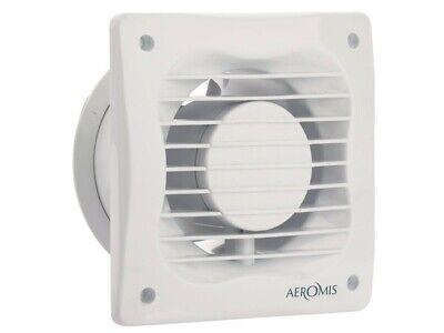 Manrose XF100T Extracteur Ventilateur avec Minuteur Salle de Bain Toilette Ventilateurs Fan