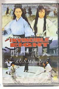 the-invincible-eight-angela-mao-ntsc-import-dvd