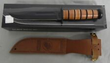 KA-BAR KNIFE 1217 USMC KABAR MARINE CORP FIGHTING USA NEW KABAR MILITARY