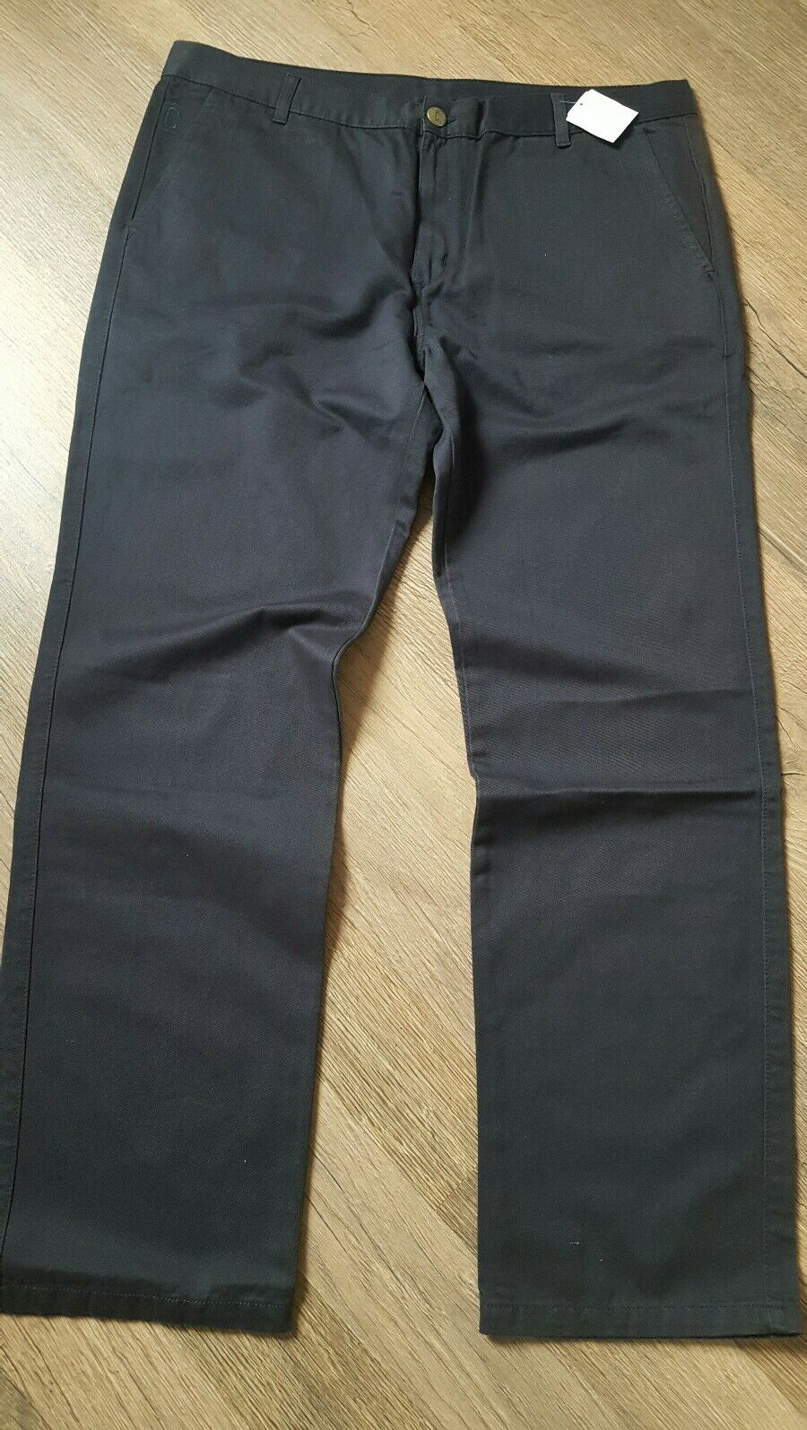Cleptomanicx Herren Port Chino Hose Pant blau navy Classic Gr. 28 NEU