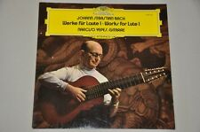 Johann Sebastian Bach - Werke für Laute I - Klassik - Vinyl Schallplatte LP