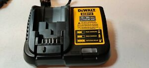 DeWalt-DCB112-12V-20V-Max-Li-ion-Battery-Charger-For-DCB204-DCB205-CLEARANCE