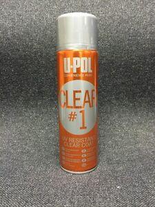 u pol clear coat instructions