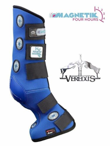 VEREDUS 4 HOUR Intensive Magnetic Therapy Boots REAR ML, FREE NEXTDAY DELIVERY