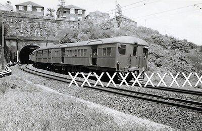 1974 Sydney Train DOONSIDE Railway NSWGR Photo POSTAGE DISCOUNT