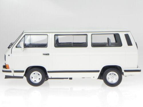 VW T3b Multivan Whitestar Bus Modellauto Norev 1:18
