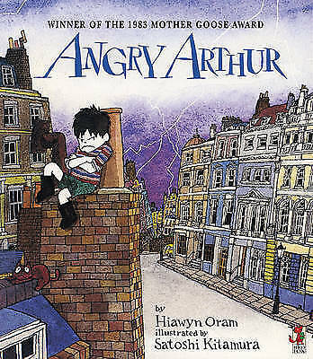 Angry Arthur-ExLibrary