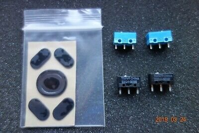 Details about  /2Pcs OMRON Mouse Micro Switch D2FC-F-7N for Logitech Microsoft Hot 10M OF
