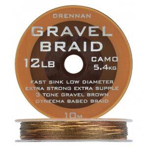 Drennan-NEW-Gravel-Braid-10m-Spool-All-Sizes