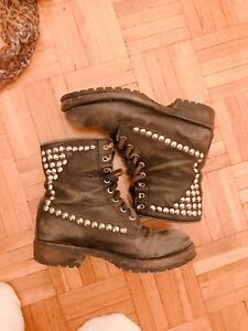 3885adf082f6cd Bottes Motardes Ash T : 36 Collection Permanente Style Thé Kooples ...