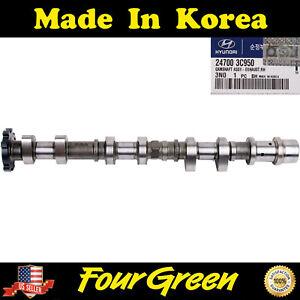 242003C950 ⭐Exhaust Camshaft Left for Hyundai Kia 09-11 Azera Genesis Borrego