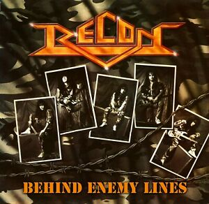 RECON-Behind-Enemy-Lines-NEW-US-WHITE-METAL-CLASSIC-LIM-300-CD-CRIMSON-GLORY