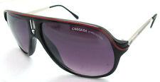 Fashion Carrera Brand Aviator Sunglass Light Black Red Frame Men's&Women Glasses