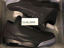 NIKE AIR JORDAN III 3 RETRO 5LAB3 UK 11 LAB METALLIC BLACK CEMENT, BRAND NEW!!!