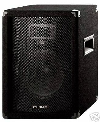 PHONIC SE - 710 II SPEAKER COPPIA CASSE PASSIVE
