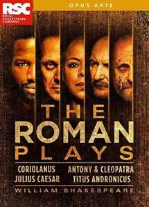 Shakespeare,William - The Roman Plays [4 Blu-Ray] OPUS ARTE