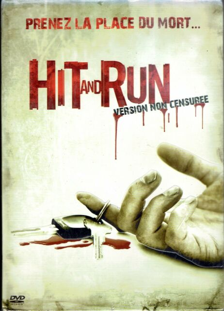 DVD - HIT AND DUN - Laura Breckendge