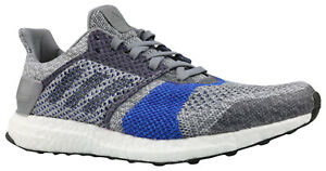 Adidas Ultra Boost ST M Herren Laufschuhe Sneaker Turnschuhe grau B37697 NEU