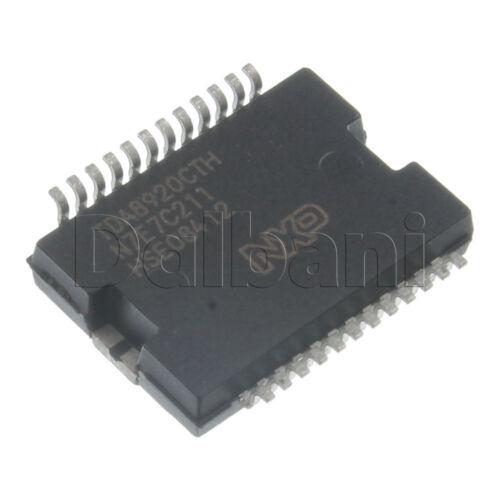 TDA8920CTH Original New NXP 24Pin 110W 2 Channel Audio Amplifier IC