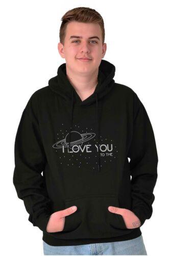 Love You Back Boyfriend Girlfriend Gift Hoodies Sweat Shirts Sweatshirts