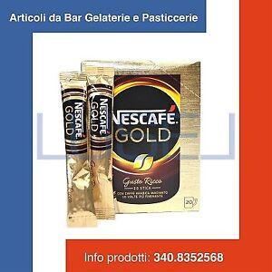 Lusel Pz 240 Caffe Solubile Nescafe Gran Aroma Monodose Arabica Americano Ebay