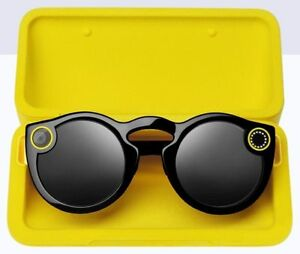 f7fcd0fdc3b Snap Inc. Onyx Snapchat Spectacles - Black for sale online