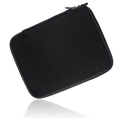 "Black 15/"" 15.6/"" Laptop Sleeve Bag Case Cover For DELL HP ACER ASUS LENOVO"