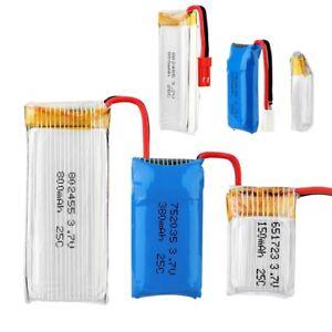 3.7V Batterie Rechargeable de Polymère de Lipo avec PCB pour Modèle de Syma
