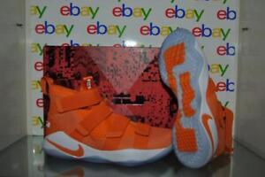 de naranja para hombre 802 Lebron 943155 baloncesto Nib Soldier Tb Calzado Xi Nike 8Xw7q0B0