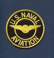 Us Naval Aviation Aircrew Navy Wing 4 Squadron Jacket Patch