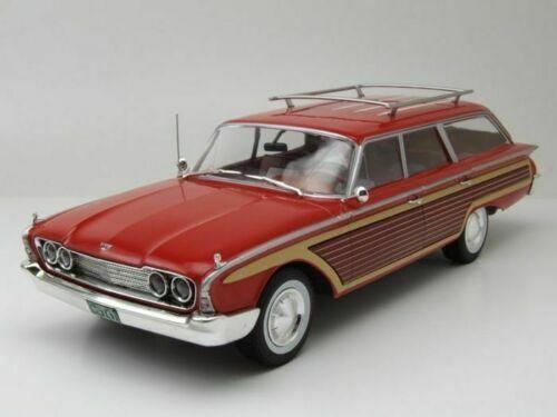 Model voiture group Ford Country Squire  rouge Scale 1 18 602360  livraison gratuite et rapide disponible