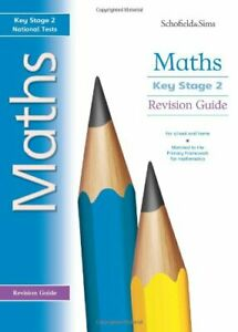Key Stage 2 Maths Revision Guide: Years 3 - 6, Hilary Koll, Used; Good Book