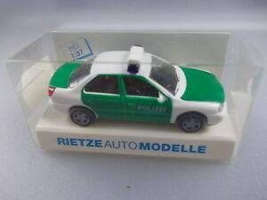 Rietze-POLIZIA-AUTO-N-50574-FORD-MONDEO-GHIA-gk6